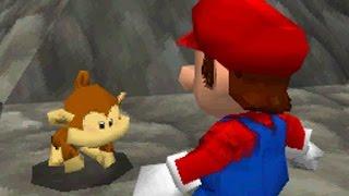 Super Mario 64 DS Walkthrough - Part 16 - Tall, Tall Mountain