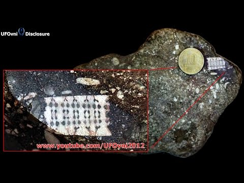 Discovery Of A Stone With A Chip 200,000,000 Year Labinsk Russia