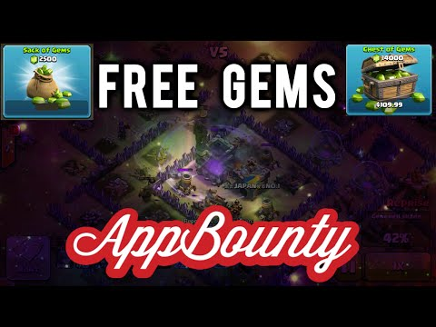 Free iTunes Card & Gems in Clash of Clans