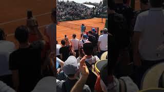 Intervista a Lorenzo Sonego ATP Montecarlo