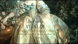 A. Vivaldi: RV 781 / Concerto for 2 trumpets (oboes), violin, strings & bc in D major / Modo Antiquo