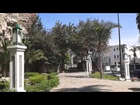 Tetuan desde del Pilar hasta el cine Español 28 04 2015