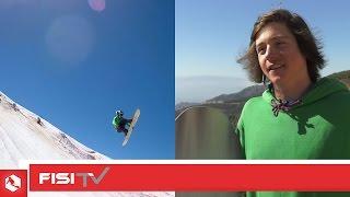 Davide Boggio: Best rookie snowboarder 2017
