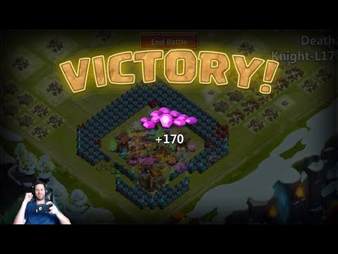 JT's Free 2 Play Owning L17 Hero Trials Nice Rewards Castle Clash