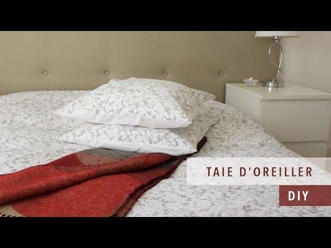 Download Comment coudre une taie d'oreiller   Parure de lit ep.2