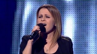 "The Voice of Poland - Kasia Dereń - ""Move in the Right Direction"""