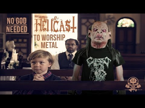 No God Needed To Worship Metal [Podcast] HELLCAST Episode #84