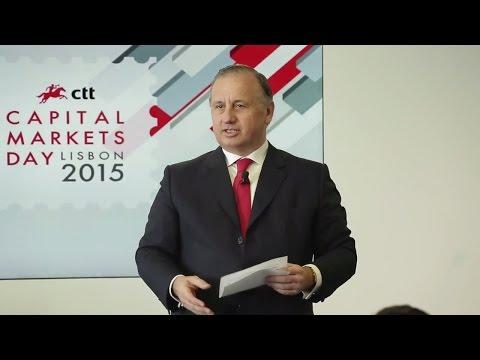 Capital Markets Day CTT - Strategy update & Banco CTT