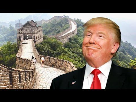 Donald Trump - Numa Numa Wall
