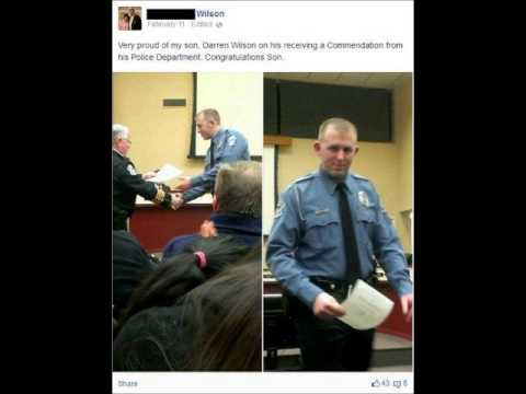 Ferguson Killer Cop Darren Wilson fired from disbanded racist police department