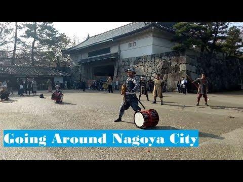 Traveling to Japan | Walking around Nagoya City