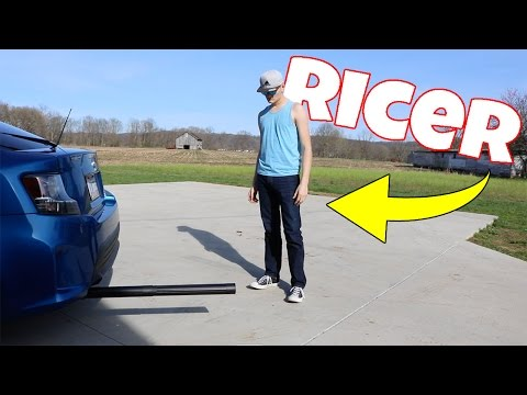 How a RICER is BORN
