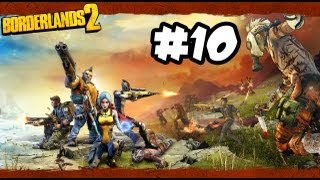 Borderlands 2 - Gameplay Walkthrough - Part 10 - DOUBLE TROUBLE!! (Xbox 360/PS3/PC HD)