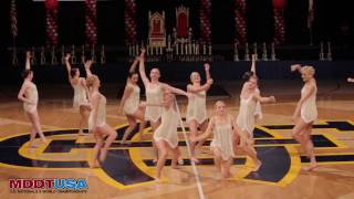Medium Lyrical/Contemporary - Team Minnesota | 2016 U.S Grand National Champions