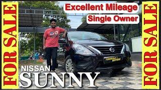 Nissan SUNNY രാജകീയ വാഹനം  | Used Car sales kerala | Second Hand cars kerala. Nissan Sunny