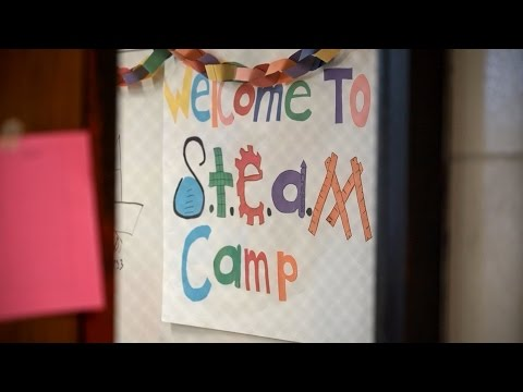 Flint Community Schools STEAM Camp