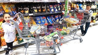 Health Food Grocery Shopping Challenge!