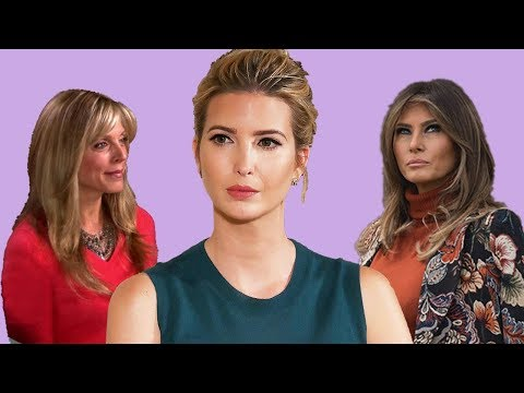 Ivanka Trump, Melania Trump and Marla Maples: secrets relationship