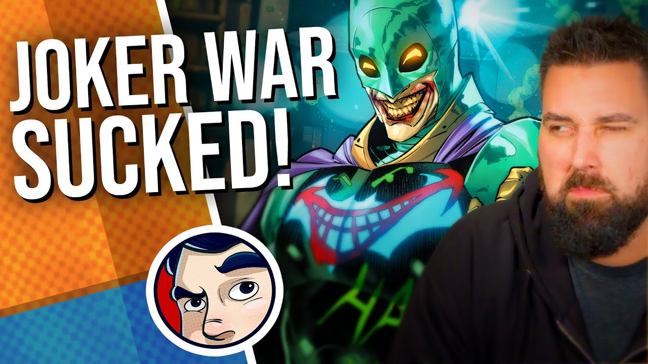 Download Joker War Failed... Why Batman's Story Structure Ruined It - Opinion   Comicstorian