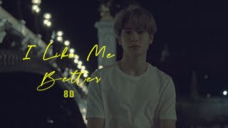 Download Cover   JAEHYUN - I Like Me Better (Lauv) [8D AUDIO USE HEADPHONES 🎧] (REQUESTED)