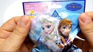 Disney Frozen Bath Bombs from Japan