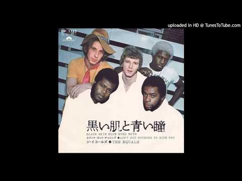 THE EQUALS Aint Got Nothing To Give You 1970 mono