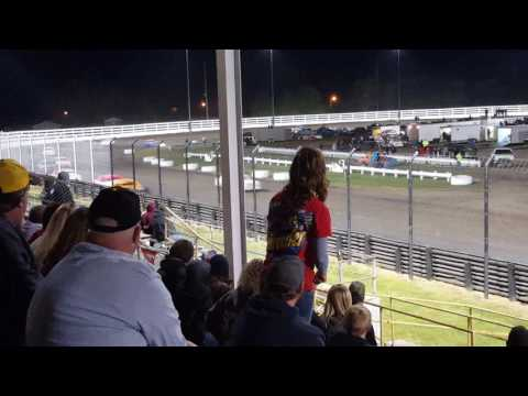 Southern Iowa Speedway hobby stock feature fall challenge 10/08/16