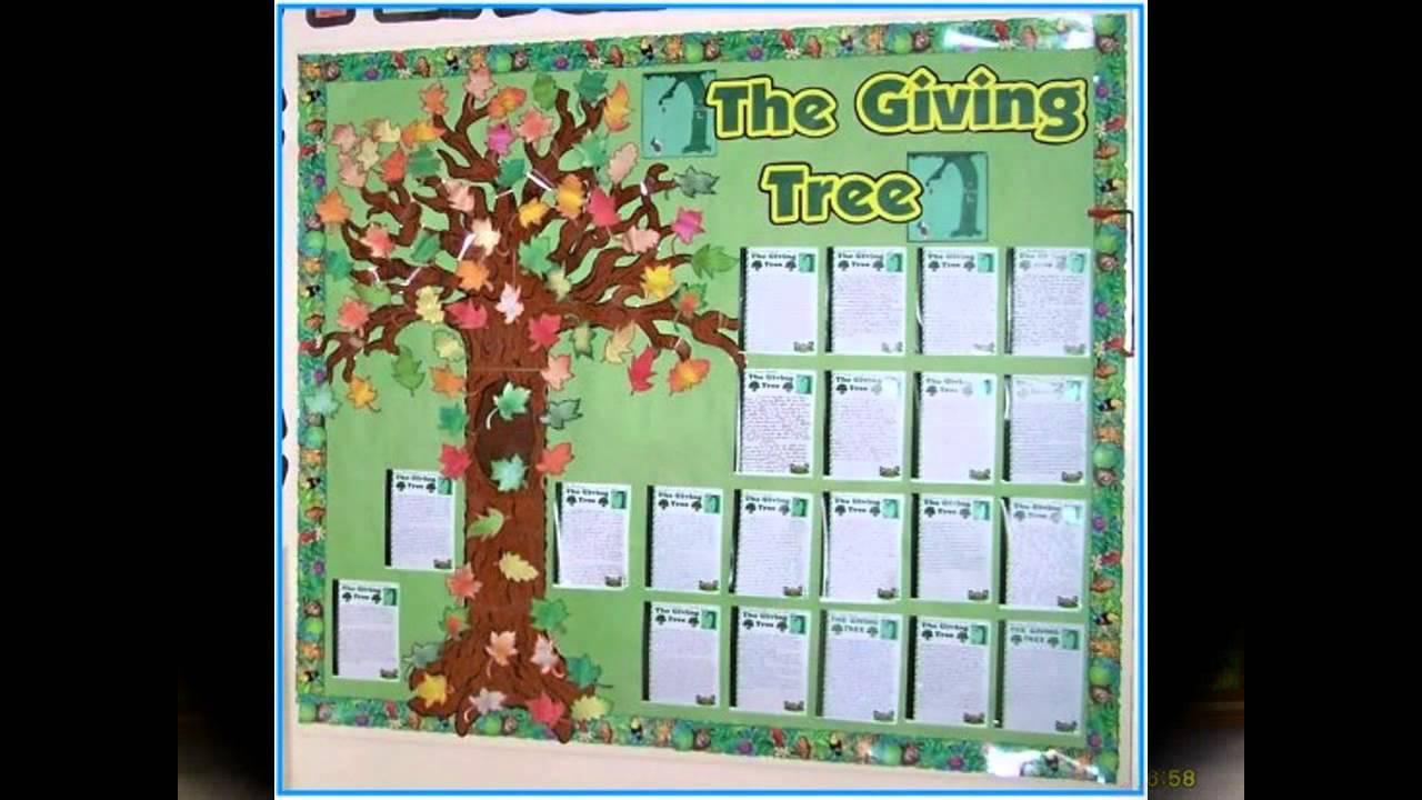 Classroom Notice Board Decoration Ideas ~ Ideas for decorating school notice board elitflat