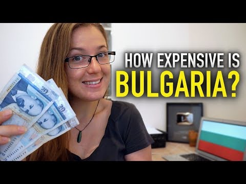 How Expensive Is BULGARIA | Budget Travel Guide