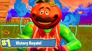 TOMATO MAN IS COMING FOR YOU. (Fortnite Battle Royale)