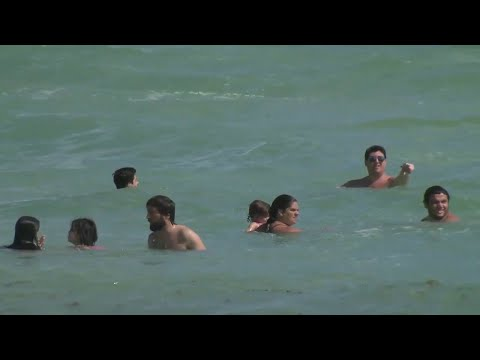 Swimmers Warned To Stay Out Of Water At Several Beaches Due To Fecal Contamination