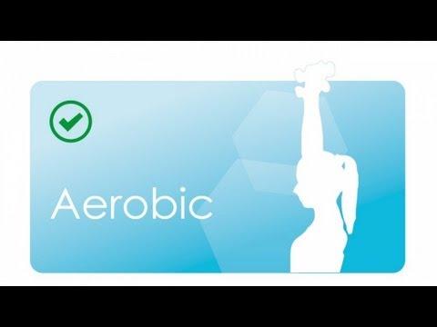 Ausdauer & Kondition 04: Aerobic mit Linda // 30 Minuten