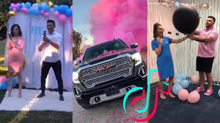 Must See TIK TOK Baby Gender Reveal Celebrations