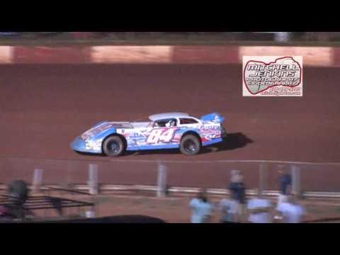 Dixie Speedway 8/15/15 Econo Bomber Feature!