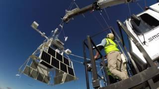 2017 New Zealand Super Pressure Balloon Launch