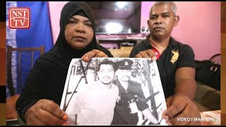 Private Adam Jaafar's family apologises to Johor Royal family