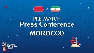 FIFA World Cup™ 2018: Morocco - IR Iran: Morocco Pre-Match PC