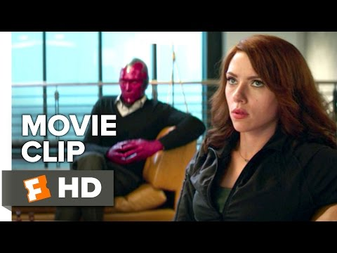 Captain America: Civil War Movie CLIP - Right to Choose (2016) - Movie HD