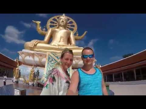 Thailand Koh Samui März 2016 – GoPro Hero 4 Silver – Alan Walker Faded (Amice Remix) HD