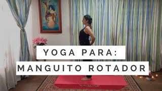 Yoga para el Manguito Rotador - Alter-Yoga
