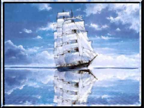 Weiße Segel im Wind / Günther Stern