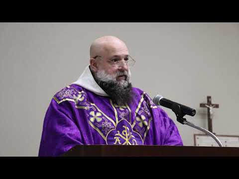 Sermon of Father Isaac Mary Relyea on Quinquagesima Sunday 2019 [AUDIO]