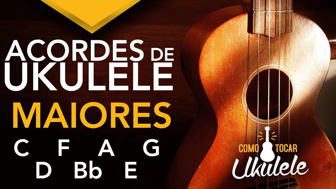 Aprender a tocar ukulele