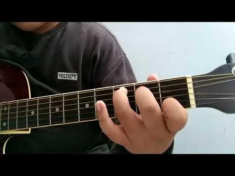 Belajar kunci gitar C, am, dm, g. By guitar dx