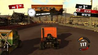 Truck Racer PC Gameplay [HD]
