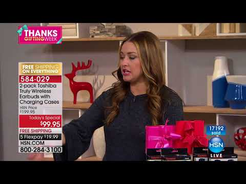 HSN | Electronic Gifts 11.22.2017 - 05 PM
