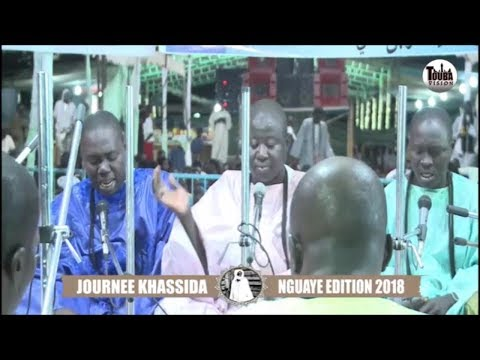Journee Khassida Nguaye 2018 Kourel1 Hizbut Tarqiyyah