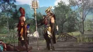 Samurai Warriors 4 Ujiyasu Hojo's Death