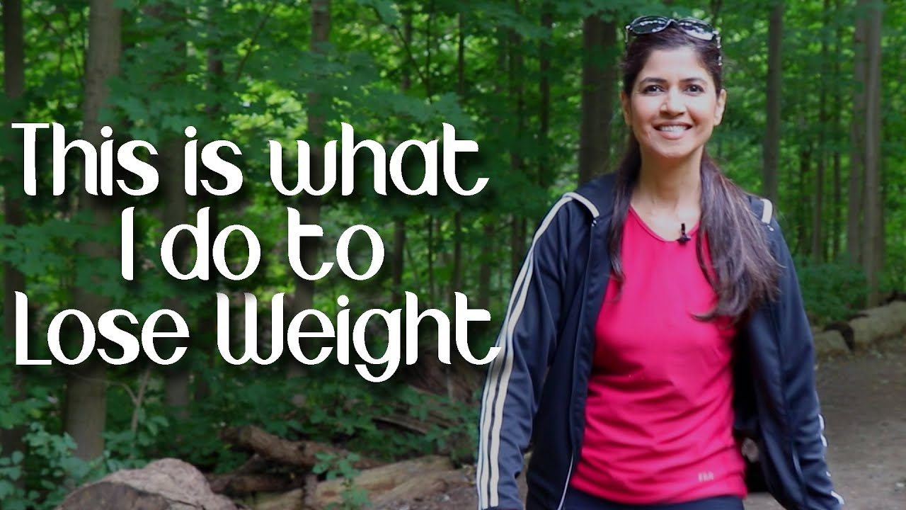 Weight Loss Tips / This Is What I Do to Lose Weight – Ghazal Siddique