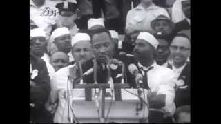Martin Luther King - I have a dream - deutsche Übersetzung